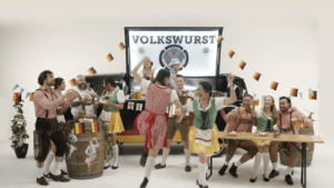 Volkswurst catering parties and events