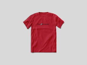 The Volkswurst is the best t shirt red